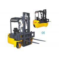 Buy cheap Four Direction 2 Ton Electric Forklift Truck For Side Loading AC Driving Motor product