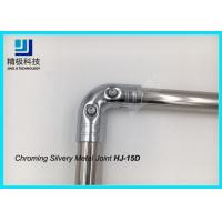 Buy cheap Flexpipe Creform ESD Pipe Rack System Chrome Pipe Connectors Elbow Metal Joint from wholesalers