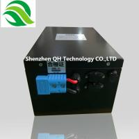 China 48V 75AH AGV LiFePO4 Batteries PACK for AGV robots for agricultural vehicles on sale