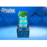 Buy cheap 4 Player Coin Operated Fortune Lottery Game Machine with Big Bass Wheel product