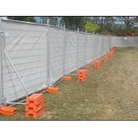 Buy cheap Temporary Fence With Plastic Feet Easy To Install And In High Security product