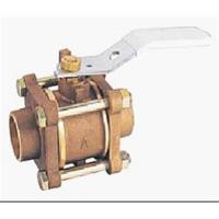 Buy cheap BRONZE SOLDER BALL VALVE product