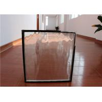 Buy cheap Prima Safety Clear Insulated Glass Filled With Air  / Soundproof Double Glazed Units product