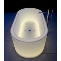 Buy cheap Swimming pool products plastic LED glow bath product