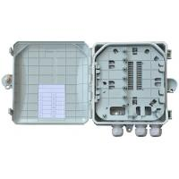Buy cheap HSGFKSN-12  Indoor Optical Cable Fiber Distribution Cabinet 205*180*49 Size product