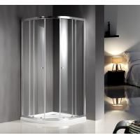 Buy cheap Waterproof Modern Quadrant Round Shower Enclosure CE SGS Certification product
