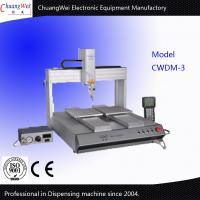 Buy cheap 450W Automated Dispensing Machines Glue Dispensing Robot Assembly Line product
