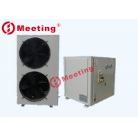 Buy cheap REVI Scroll Compressor Air Source Heatpump 18.6KW EVI Air to Water Heat Pump product