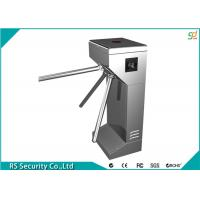 Buy cheap Aesthetic Tripod Turnstile Security System In Wharf Access Managemet product