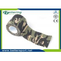 Buy cheap Camo Wrapping Camouflage Printing Self Adhesive Flexible Bandage product