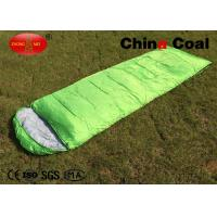China Envelope Industrial Tools And Hardware 170T Polyester Hooded Sleeping Bag 38*20*20cm on sale