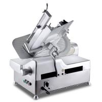 Buy cheap Easy Clean Frozen Meat Slicer Machine , Butcher Stainless Steel Meat Slicer product