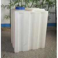 Buy cheap Cubic Chemical tank for water treatment  cleaning product