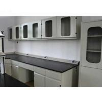 Buy cheap Modular And Durable Steel Laboratory Casework Wall Cabinet In Modern Style product