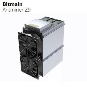 Buy cheap Btc Miner Bitcoin Bitmain Antminer Z9 Avalon Miner Mining Zcash Zec Coin product