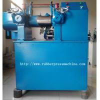 Buy cheap Water Cooling / Steam Heating Rubber Mixing Mill With Corrosion - resistant Surface product