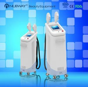 Most High Technology shr ipl elight hair removal beauty equipment