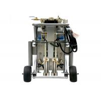 Buy cheap Durable Polyurethane Foam Machine Safe Operating For Exterior Wall Insulation product