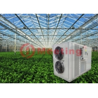 Buy cheap Meeting no moq agricultural greenhouse factory air source heat pumpcooling heating system 60kw 380V/50Hz product