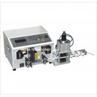 Buy cheap Flat Ribbon Wire Cutting And Stripping Machine Automated Wire Cutter 12 Pin product