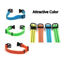 Buy cheap Pet Safety Waterproof Reflective Dog Collars PVC Eco Friendly Material product