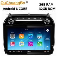 Buy cheap Ouchuangbo auto gps navi audio media S200 platform android 8.0 for Ford EcoSport from wholesalers