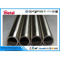 Buy cheap Incoloy 901 Seamless Alloy Pipe , ASME B36 10 Oil Alloy Steel Pipe Round Shape from wholesalers