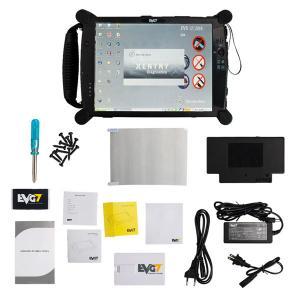 Buy cheap EVG7 DL46/HDD500GB/DDR2GB/DDR4GB/DDR8GB Diagnostic Controller Tablet PC Works for BMW ICOM product