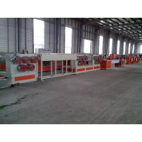 Buy cheap PP 60-100KG Double Outlet Strapping Band Machine , PET PP Strapping Belt Extrusion Line from wholesalers