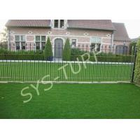 Buy cheap Soft Decoration Synthetic Artificial Turf , Eco Friendly Artificial Grass from wholesalers