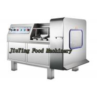 Buy cheap High Output Frozen Fish Meat Dicer Dicing Chicken Cube Cutting machine product