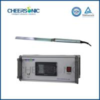 China High Power Ultrasonic Meat Cutting Machine , Meat Slicer Machine For Industrial on sale