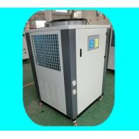 Buy cheap 2HP Industrial Water Cooled Chillers / Air Cooled Liquid Chiller With Vacuum Pump product