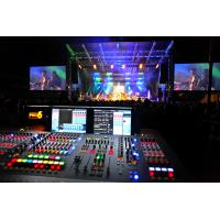 Buy cheap 1R1G1B SMD Stage Music Eachinled Outdoor Led Screen P4.8 AC110-220V from wholesalers