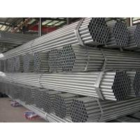 Buy cheap Standarded Round Seamless Steel Tubes ASME SA106 Grade A B C P265GH EN10216-2 product