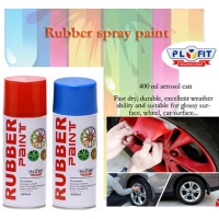 Buy cheap Aerosol Tinplate Can Acrylic Rubber Spray Paint 15um Finess product