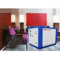 Buy cheap Meeting 5.2kw 380V/50HZ Ground source heat pump water heaters Maximum water temperature 60 C product
