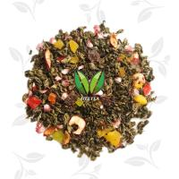 Buy cheap Various flavour flower fruit tea Cinnamon Apple, Peach oolong, Rose Beauty, Milk Cherry Flavor Green Tea product