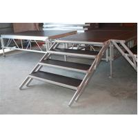 China Adjustable 6061-T6 Aluminium Stage Platform , Outdoor Stage Platform For Performance​ on sale
