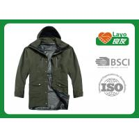 Buy cheap Outdoor Fleece Hunting Jacket , Waterproof Shooting Jacket L-007 product