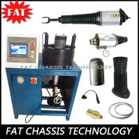 Buy cheap 30-170 Mm Crimping Range Hydraulic Hose Crimping Machine For Air Suspension Shock product