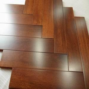 Buy cheap 120x18mm Solid Wood Merbau Parquet product
