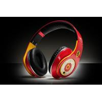 Buy cheap New Beats by Dr Dre Studios Ferrarii Red with diamond Headphone product
