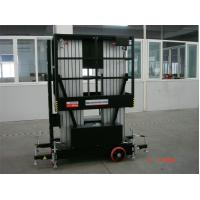 Buy cheap Professional Mobile Elevated Working Platforms For 2 Persons 12 Meter Height product