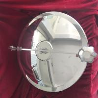 Buy cheap Pressure Round External Manlid Sanitary Manways for Food Grade Manway Cover product