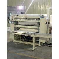 Buy cheap Fast Speed V Fold Facial Tissue Folding Machine With Edge Embossing product
