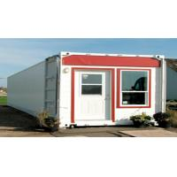 Buy cheap Pre made Tiny Cheap Homes Ready Made Red Container Modern Design Houses For Sale from wholesalers