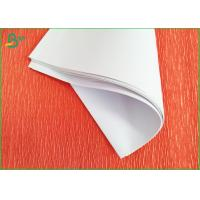 Buy cheap A4 Size White Plain Bond Paper With Virgin Wood Pulp Smooth Surface product