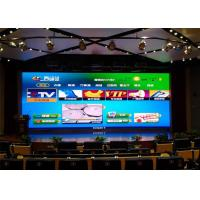 Buy cheap Small Pixel Pitch Indoor Advertising LED Display Signs Close Viewing Distance product