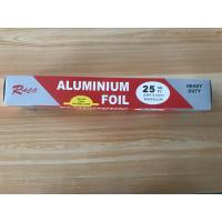 Buy cheap Custom Thin Aluminium Foil For Food Wrapping , Aluminum Foil Wrap For Packaging product